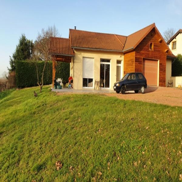 Offres de vente Maison Saint-Vincent-de-Boisset 42120